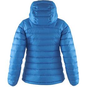 Fjällräven Expedition Pack Giacca Piumino Con Cappuccio Donna, un blue